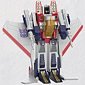 Hallmark 2018 Keepsake Starscream Ornament QXI2896