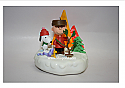 Hallmark 2006 A Charlie Brown Christmas Tree Ornament Club KOC QXC6004 Box Bent