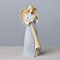 Enesco Foundations Remembrance Veteran Memorial Angel Figurine 4033865