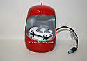 Hallmark 1998 Corvette 1998 Magic Light & Motion QLX7605 Was a Display Includes White Box