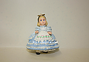 Hallmark 2000 Alice In Wonderland Madame Alexander Spring Ornament QEO8421
