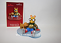 Hallmark 2003 Arthur And Pal Ornament A Perfect Christmas QXI8359