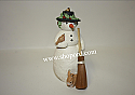 Hallmark 2001 My First Snowman Ornament Natures Sketchbook Marjolein Bastin QX4442