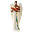 Hallmark 2014 Angel of Enlightenment Ornament African American QSM7756