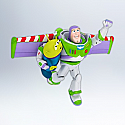 Hallmark 2012 Buzz to the Rescue Ornament  Disney Pixar Toy Story QXD1654