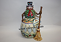 Jim Shore Sweep Away The Blues Snowman with Broom Classic Figurine 4017667