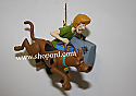 Hallmark 2002 Scooby Doo And Shaggy Windup QXI5283