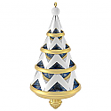 Hallmark 2016 Kaleidoscope Tree Ornament QGO1504