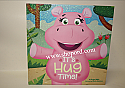 Hallmark It's Hug Time Companion Hardcover Book VTD1540