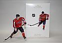 Hallmark 2011 Alex Ovechkin Ornament Hockey Player for Washington Capitals QXI2217