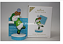 Hallmark 2011 Grand Slam Superstar Ornament Personalization Stickers QXG4349