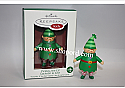 Hallmark 2005 Pickles the Elf Keepsake Kids QKK3072 Damaged Box