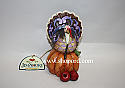 Jim Shore Gobble Up The Good Pint Sized Turkey Figurine 4034446