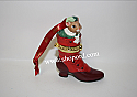 Hallmark 2000 Fashion Afoot Ornament 1st In The Series QX8341