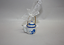 Hallmark 2005 Afternoon Tea Miniature Ornament 3rd and Final in the series QXM8955