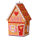 Hallmark 2016 Love Shack Musical Ornament QGO1031