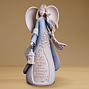 Enesco Foundations Sister Angel Figurine 4014326