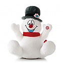 Hallmark Singin Spinnin Frosty the Snowman Plush with Sound and Motion XKT1278