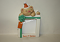 Hallmark 2016 Babys First Birthday Photo Holder Ornament QHX1034