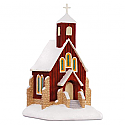 Hallmark 2016 O Holy Night Church Musical Ornament QGO1304