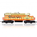 Hallmark 2015 Limited Quantities Lionel Chessie System Locomotive Train Ornament QXE3739