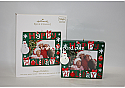 Hallmark 2010 Happy Holidays Photo Holder Ornament QXG7053