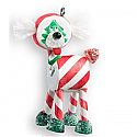 Hallmark Peppermint Pup Ornament