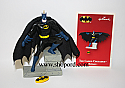 Hallmark 2004 The Caped Crusader Ornament Batman QXI4041