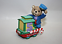Hallmark 2005 Child's Fifth Christmas Ornament Child's Age Collection Boy QXG4535 Damaged Box