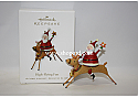 Hallmark 2010 High Flying Fun Ornament QXG7353