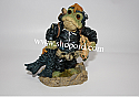 Boyds Wee Folkstone Ribbit & Co. - Bridges (Scuba Frog) #36751