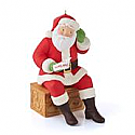 Hallmark 2013 Tell Santa (Magic Ornament) QXG1542