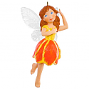 Hallmark 2016 Tulip Ornament 12th In The Fairy Messengers Series QX9181