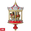 Hallmark 2017 Keepsake Christmas Carousel Mini Ornament QXM8565
