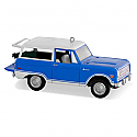 Hallmark 2016 Ford 1970 Bronco Ornament 22nd In the All American Trucks Series QX9011