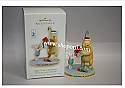 Hallmark 2008 Babys First Christmas Ornament Winnie the Pooh Collection QXD6121 Damaged Box