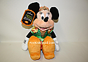 Hallmark Halloween Pumpkin Princess Minnie Mouse Plush Disney HGN1140