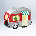Hallmark 2012 Happy Campers Ornament QXG4324