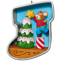 Hallmark 2017 Keepsake Cookie Cutter Christmas Ornament QX9395