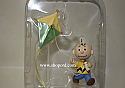 Hallmark 1998 Peanuts Going Up Charlie Brown Spring Ornament QEO8433