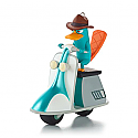 Hallmark 2013 Agent P Saves the Day Ornament Disney Phineas and Ferb QXD6112