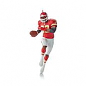 Hallmark 2013 Marcus Allen Ornament Kansas City Chiefs QXI2285
