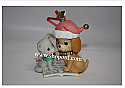 Precious Moments - Ringing In The Season (Puppy And Kitten Ornament) #612009