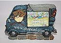 Boyds The Bearstone Collection - Momma Rushalot and Crew (Taxi Service) #82503