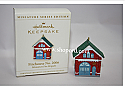 Hallmark 2006 Firehouse No. 2006 Miniature 3rd and Final in the Fire Brigade Series QXM3096