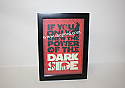 Hallmark If You Only Knew Star Wars Dark Side Framed Print SHP4055