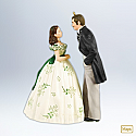 Hallmark 2012 Scarlett Meets Her Match Ornament Gone With the Wind QXI2904