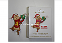 Hallmark 2011 Alvin's Christmas Surprise Ornament Alvin and the Chipmunks QXI2639