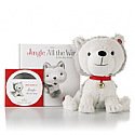 Hallmark Jingle Interactive Story Buddy (Includes Book 1, Jingle All the Way & Read-along Cd) XKT1035