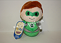 Hallmark itty bitty Green Lantern Justice League Plush KDD1116